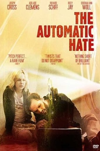 Poster of The Automatic Hate