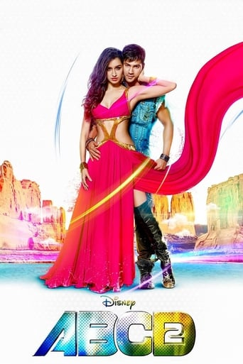 Poster of Any Body Can Dance 2