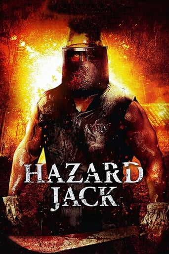 Hazard Jack (2014) - poster