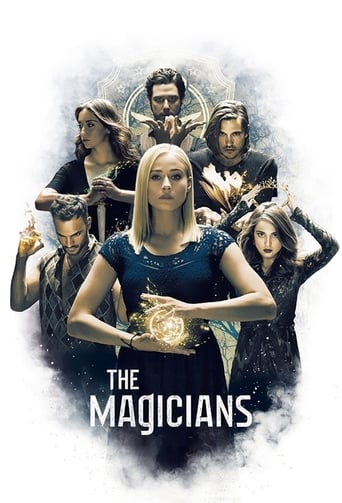 Poster of The Magicians