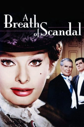 Poster of A Breath of Scandal