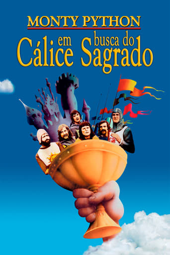 Monty Python em Busca do Cálice Sagrado - Poster