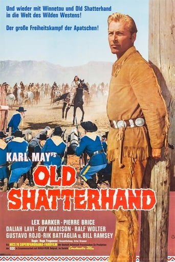Poster of Old Shatterhand