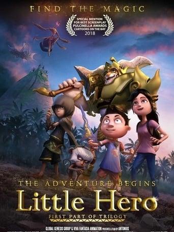 Ver Pelicula Little Hero y los amuletos mágicos Online Gratis