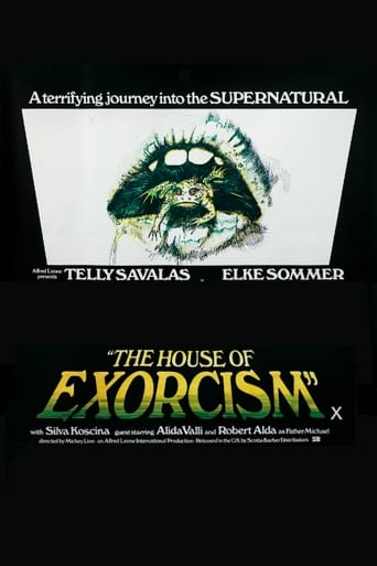 Poster of The House of Exorcism