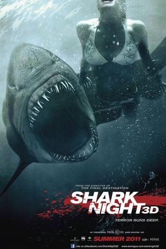 Poster of Shark Night 3D