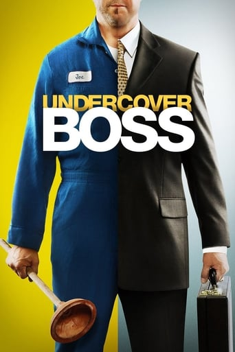 Undercover Boss Poster