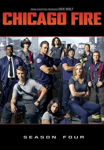 Chicago Fire (2015) 4 Sezonas EN