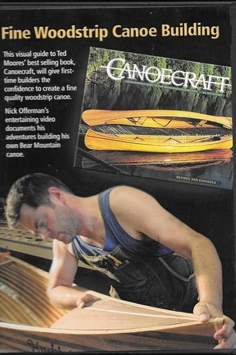 Poster of Canoecraft: Fine Woodstrip Canoe Building