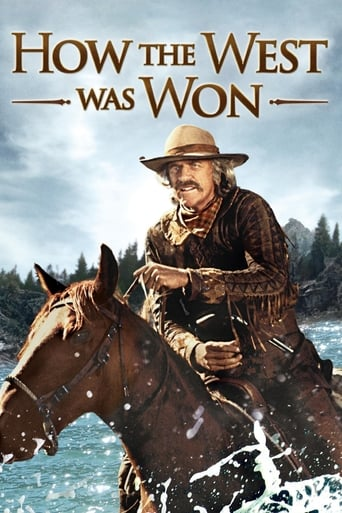 Poster of How the West Was Won
