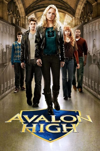 voir film Avalon High : un amour légendaire streaming vf