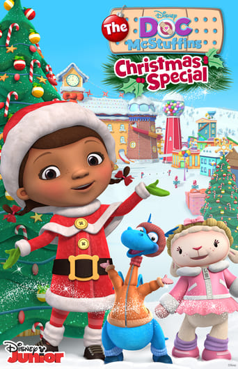Poster of The Doc McStuffins Christmas Special