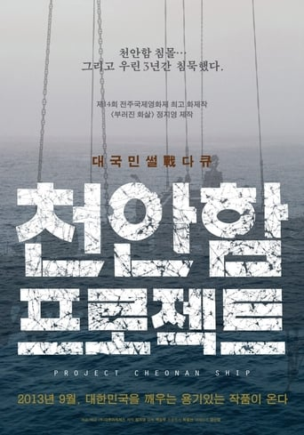 Poster of Project Cheonan