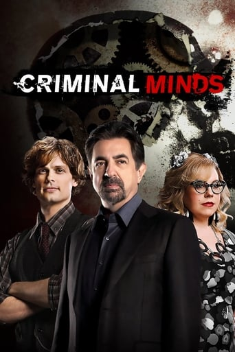 Criminal Minds Movie Poster
