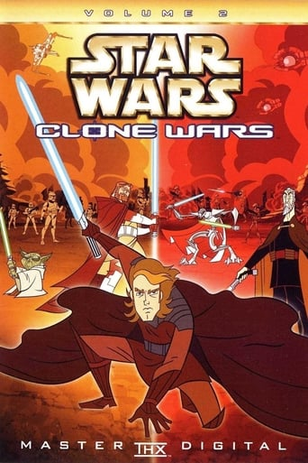 Star Wars Clone Wars 2ª Temporada - Poster