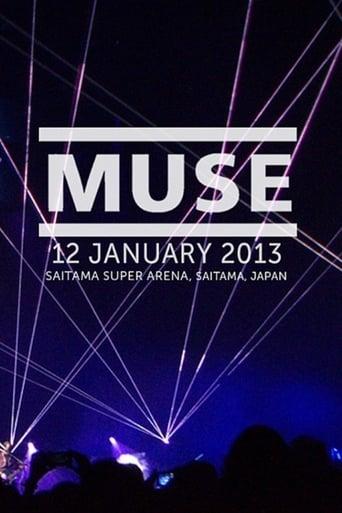 Poster of Muse - Live Saitama Super Arena