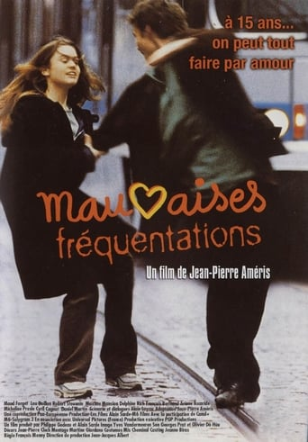 Poster of Mauvaises fréquentations