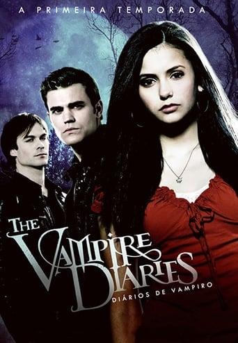 Diários de um Vampiro 1ª Temporada - Poster