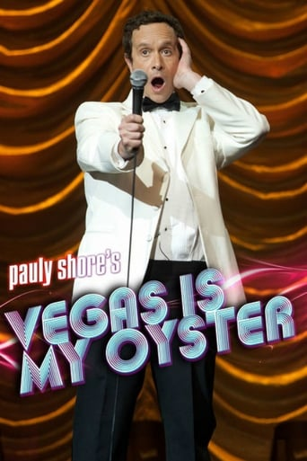 Poster of Pauly Shore's Vegas is My Oyster