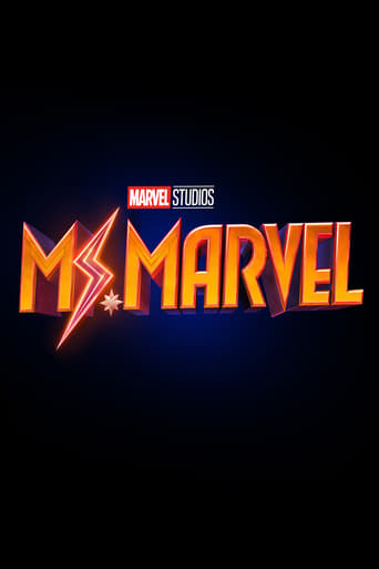 Poster of Ms. Marvel