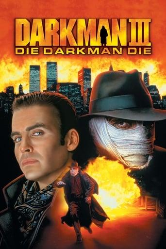 Poster of Darkman III: Die Darkman Die