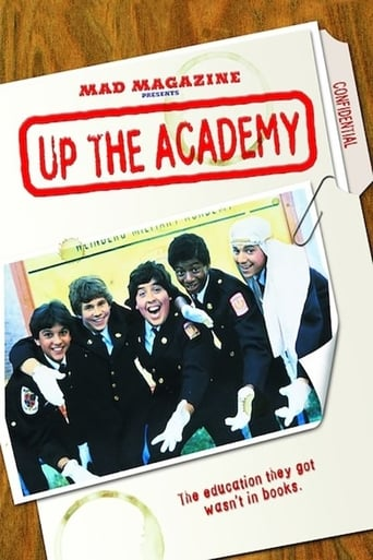 Poster of Up the Academy