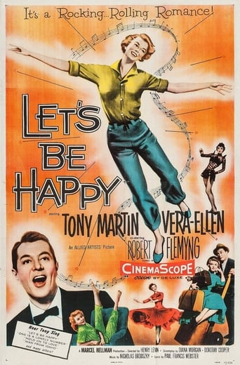 Poster of Let's Be Happy