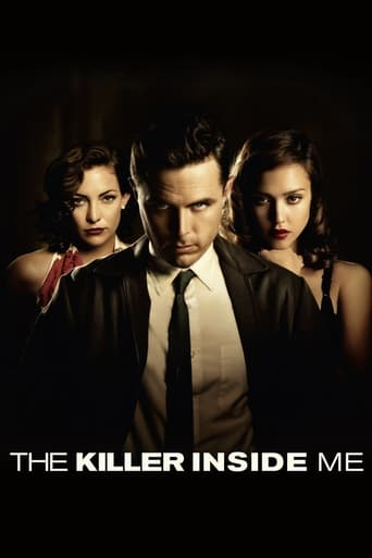 Poster of The Killer Inside Me