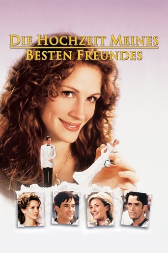 Die Hochzeit meines besten Freundes - Komödie / 1997 / ab 6 Jahre