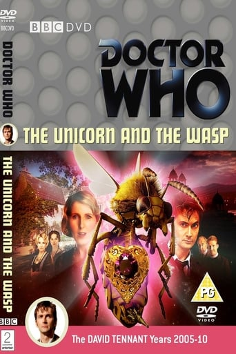 Poster of Doctor Who: The Unicorn and the Wasp fragman