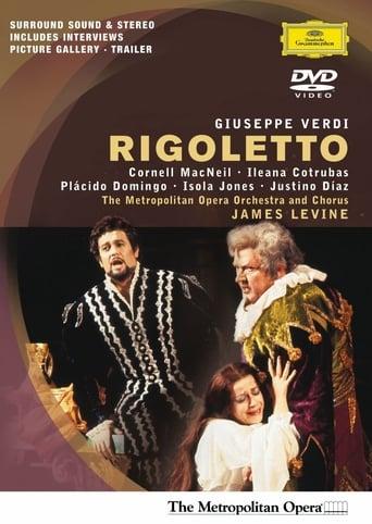 Poster of Rigoletto