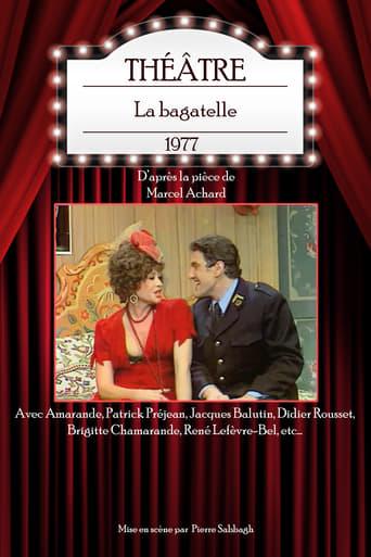 Poster of La bagatelle