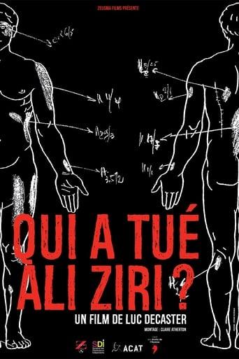 Qui a tué Ali Ziri?