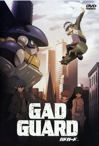 Poster of Gad Guard