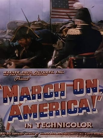 March On, America! Movie Poster