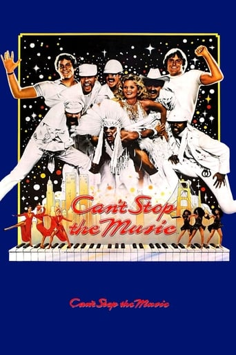Poster of Can't Stop the Music