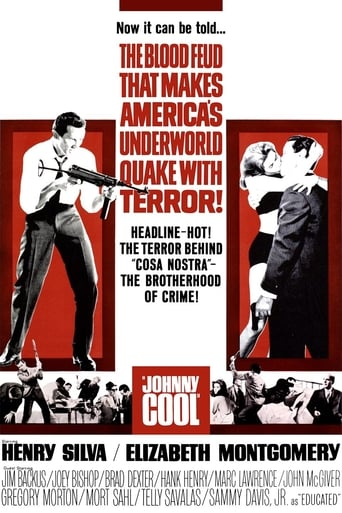 Poster of Johnny Cool
