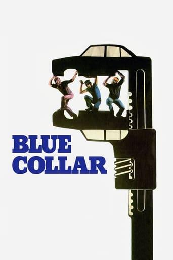 Blue Collar Poster