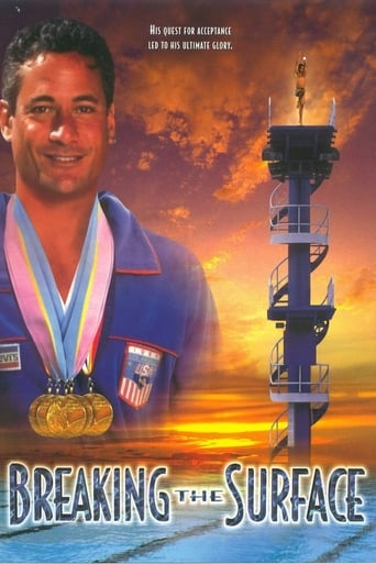 Poster of Breaking the Surface: The Greg Louganis Story