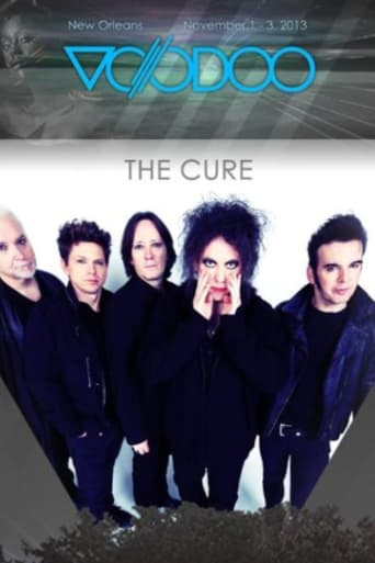 The Cure: Voodoo Festival Live