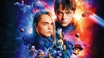 映画『ヴァレリアン 千の惑星の救世主』の画像