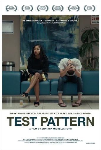 Poster of Test Pattern
