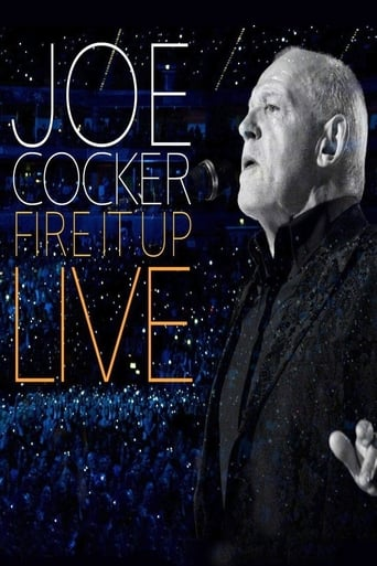 Poster of Joe Cocker – Fire It Up Live