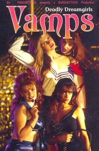 Poster of Vamps: Deadly Dreamgirls