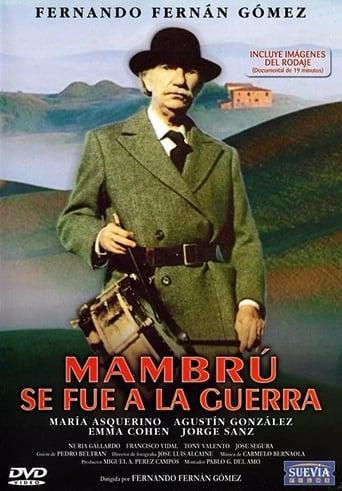 Poster of Mambrú se fue a la guerra
