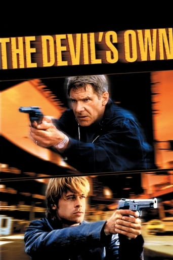 Official movie poster for The Devil's Own (1997)