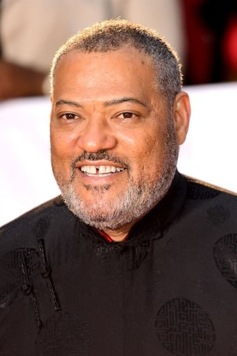 Laurence Fishburne alias Dr. Bill Foster
