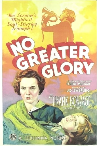 Poster of No Greater Glory