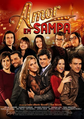 Poster of Love in Sampa