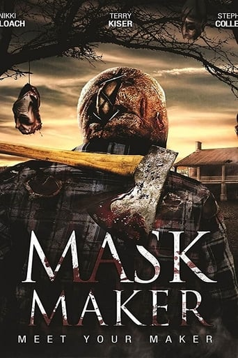 Poster of Mask Maker
